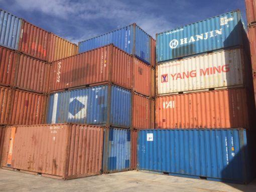 20' container usados