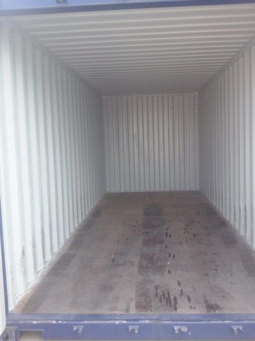 Container 20' usado segunda mano