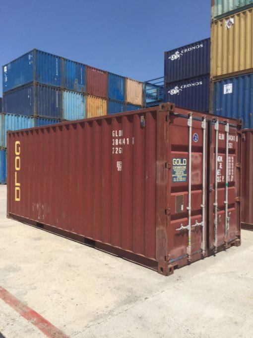 Container 20' usado