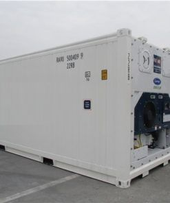 Container 20' reefer nuevo, carrier