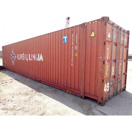 Container 45' HC usado