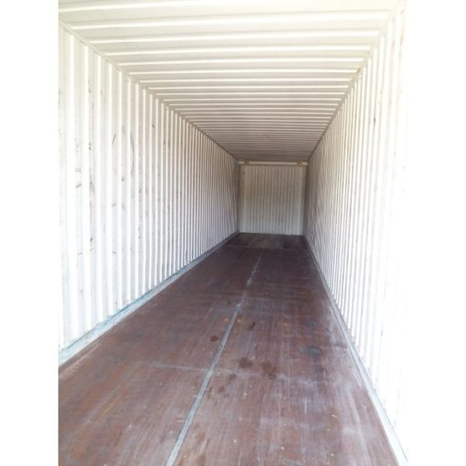 45' HC container, inside